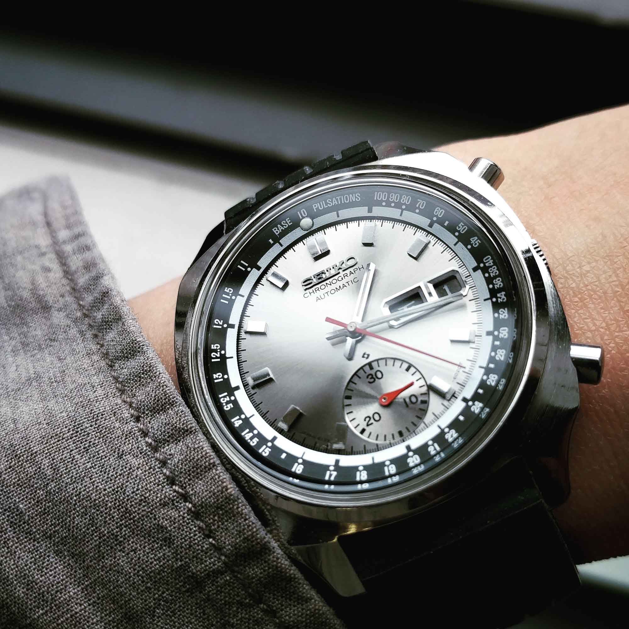 quartz seiko sturmanskie watches chronograph russian space watch itm pioneers